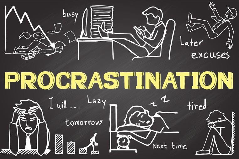 Procrastinare è nella nostra natura?